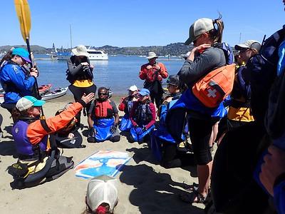 2018 ETC Sea Kayak Guide Training
