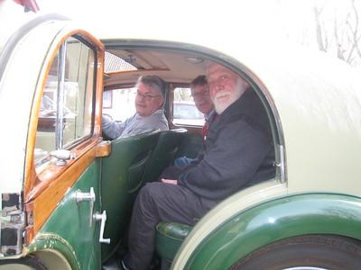 Old friends in Denmark 2010