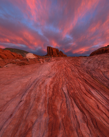 Valley of Fire - The Sandstone Landscape