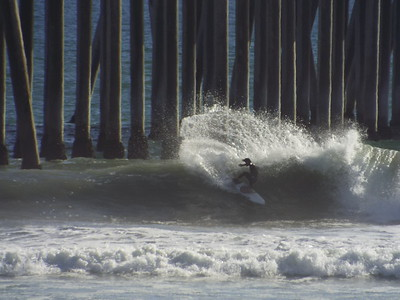 3/17/20 * AFTERNOON SESSION * DAILY SURFING PHOTOS * H.B. PIER