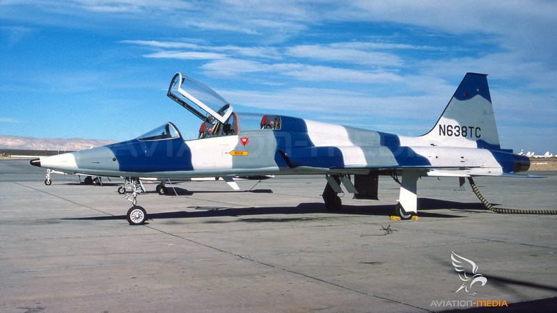 Thornton Corporation Northrop F-5 / T-38A Talon N638TC