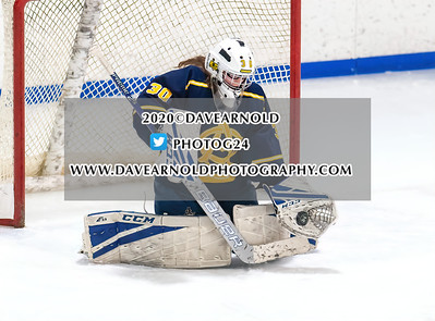 2/17/2020 - Girls Varsity Hockey - Arlington Catholic vs Austin Prep