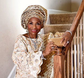 Florence Adeyeye's 70th Birthday