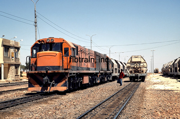 Aqaba Railroad Corporation