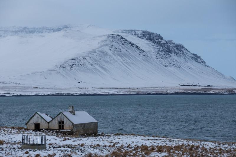 Drive from Reykjavik to Snæfellsnes.
