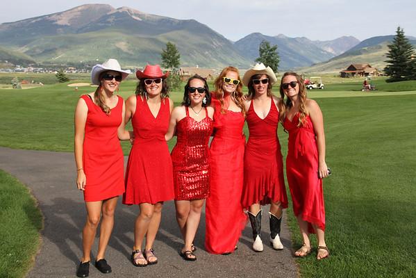 Crested Butte Open Golf Tournament 2013