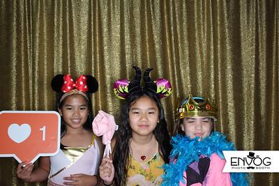 Happy Birthday Natalie, Nicole, & Megan (originals)