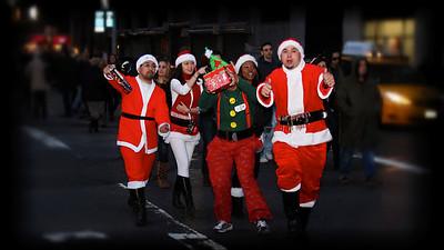 SantaCon NYC 12/15/2012