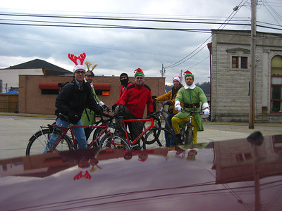 "Christmas Eve Day ""elf"" Ride - 20111224"