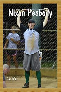 NP Softball Cards