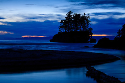 Olympic Peninsula - Tongue Point