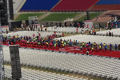 7-25-15 Spec Olympics Parade of Athletes