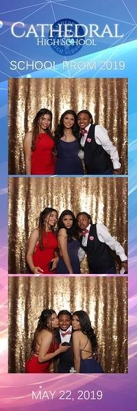 Cathedral High School Prom 2019