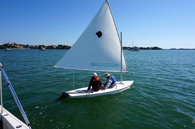 Sailing Sarasota