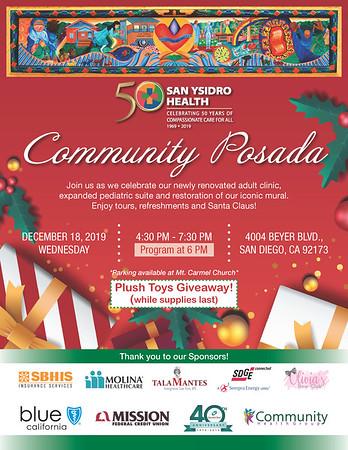 2019 Community Posada
