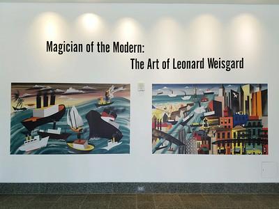2016 Magician of the Modern: The Art of Leonard Weisgard