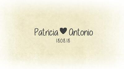 Patricia&Antonio 18.08.18