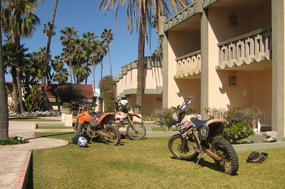 2011 Baja - Day 8 Ensenada to Santa Vernoica