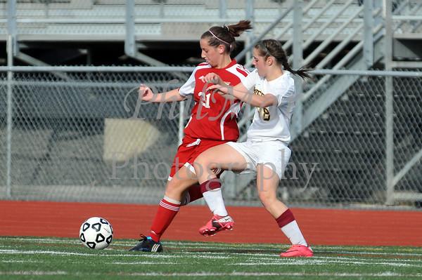 Fleetwood VS Governor Mifflin Girls Soccer Semi-Finals 2010 - 2011