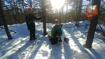 2021 Hinesburg Town Forest Winter Adventure