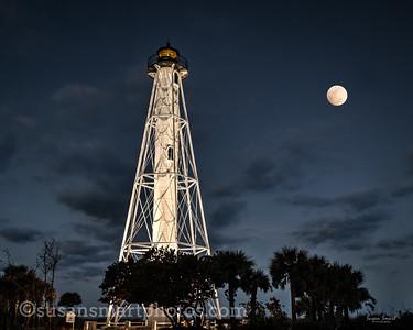 Gasparilla Island Light