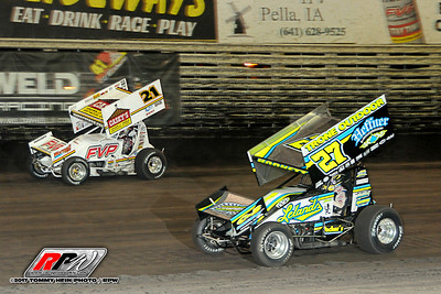 Knoxville Raceway - Capitani Classic - 8/6/17 - Tommy Hein