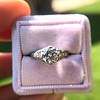 .84ctw Transitional Cut Diamond Filigree Solitaire 8