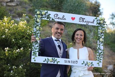 Casamento de Paula e Miguel