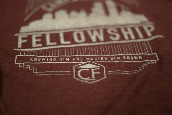 campus fellowship shirt design