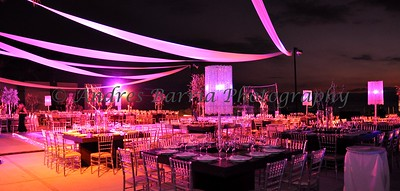 Johanna Otero Events and Wedding Design - Wedding Garlands by the Sea - Top Vallarta Wedding Planner & Production Events