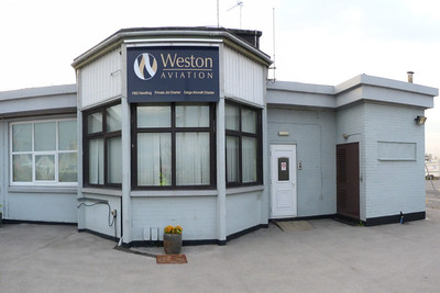 Weston Aviation office.......12th July 2012