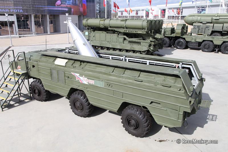 9P129 Tochka (SS-21 Scarab)
