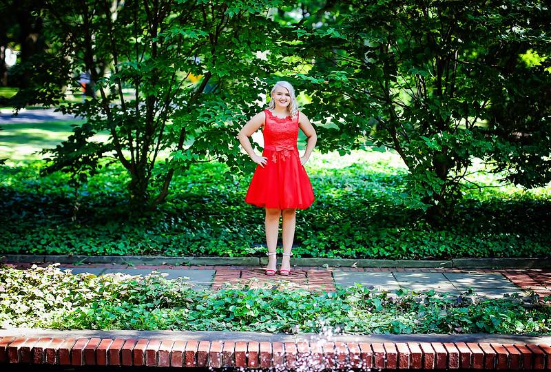 Katie Portrait Session