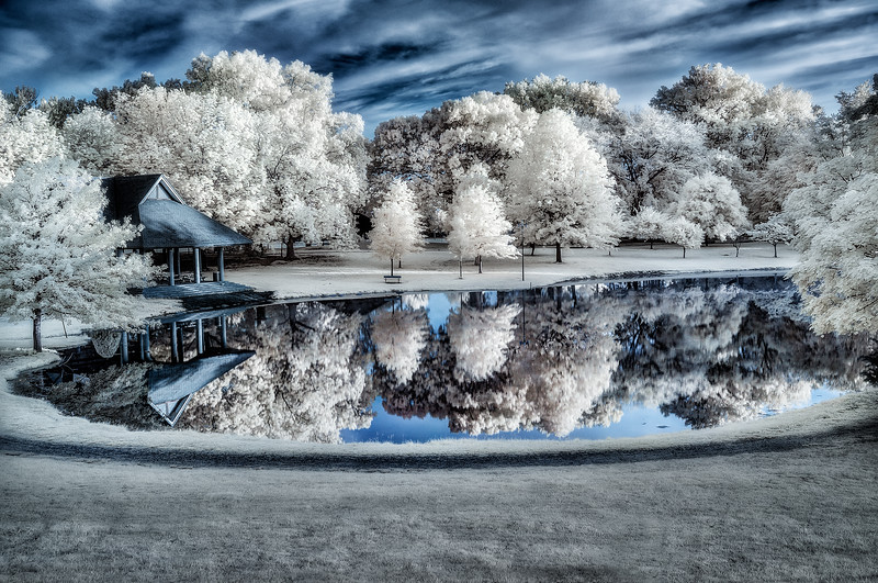Kirby Park Infrared Image
