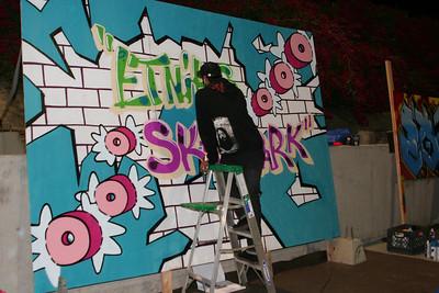Etnies Art Show 2011