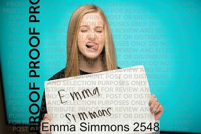 Emma Simons