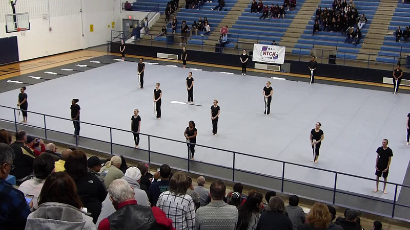 PW Winterguard 1-23-16 Competition.MTS