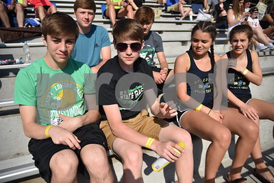 State Track - Class 1A and 4A - Friday