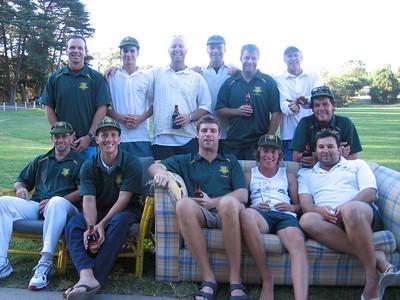 2005/2006 Second  XI Semi-Final  C Turf