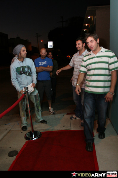 10.12.08.  Venice Paparazzi rolled out the red carpet for Video Army and the Green Rush After Party.  Official Entry of the Other Venice Film Festival in Venice, Ca.  www.greenrushmovie.com