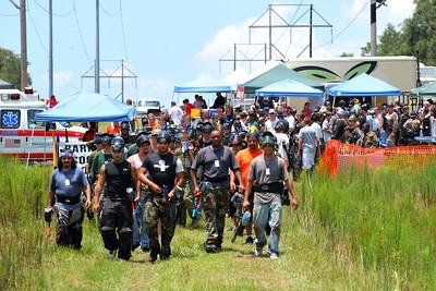 Fallen Officers Benefit Game 2010-07-31