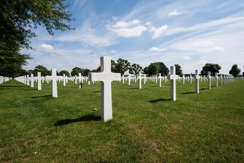 Day 10 - Margraten US cemetery