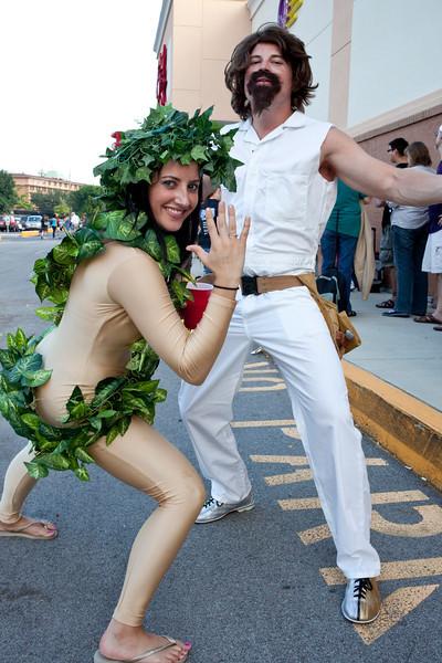#163 Lebowski Fest Garden Party, 7/16/11