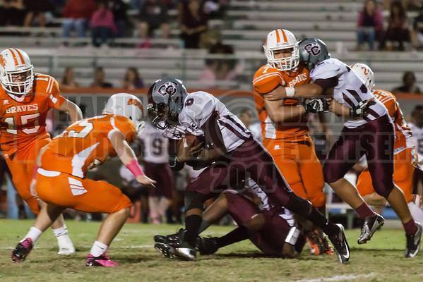 Boone Varsity Football #25 - 2014