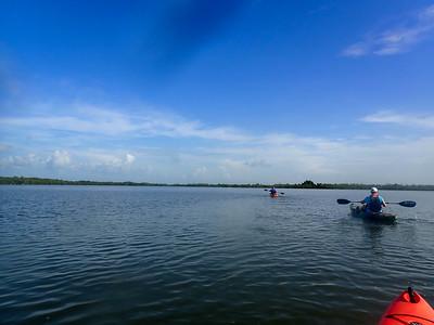 9AM Mangrove Tunnel Kayak Tour - Colligan, Sapato & Monterio