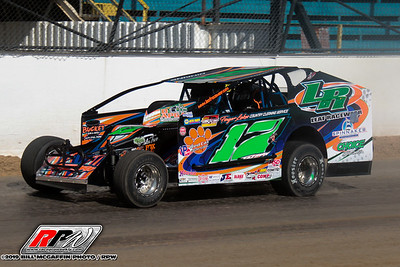 SDW Time Trials - Thursday October 10th -Modifieds-every car that took time trials-Bill McGaffin