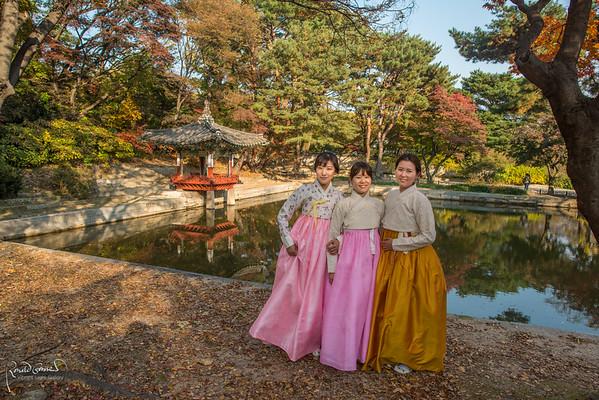 2017-11 A weekend in Korea