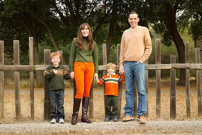 The Gilbert Family 2013
