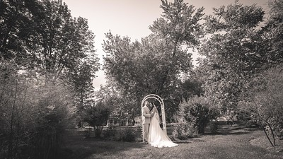 Nicole & Troy: Married at The Barrow's House, Dorset, VT