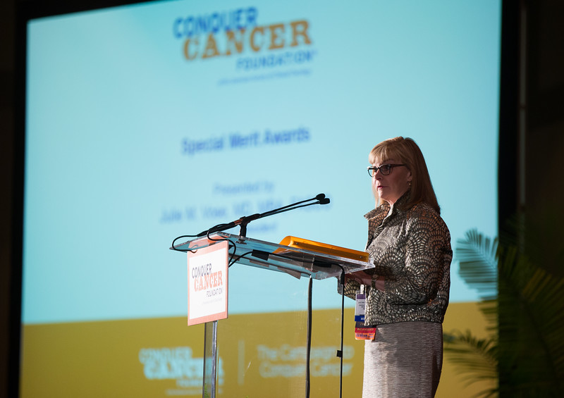 2016 Conquer Cancer Foundation Grants and Awards Ceremony and Reception photos during 2016 Conquer Cancer Foundation Grants and Awards Ceremony